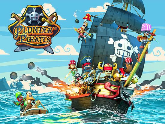 Plunder Pirates - Game chiến thuật 3D cực hay cho Android ảnh 1
