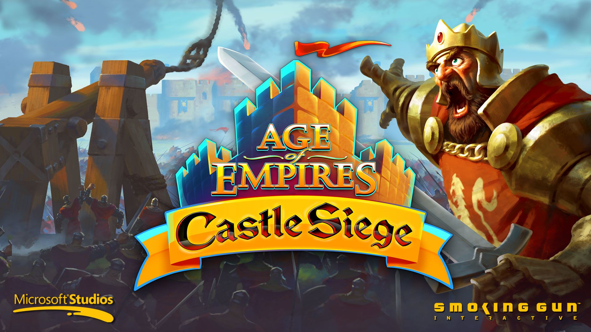 Age of Empires: Castle Siege - Game đế chế huyền thoại trên Android (1)