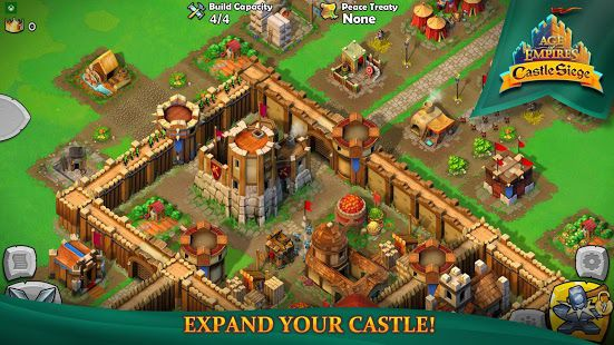 Age of Empires: Castle Siege - Game đế chế huyền thoại trên Android (4)